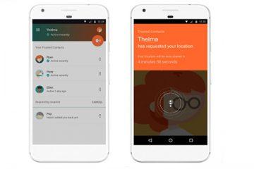 Google Güvenilir Kişiler uygulaması yayınlandı.