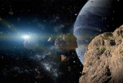 NASA Dünya'ya Çarpabilecek Asteroidleri Önceden Belirleyecek Bir Ekip Kurdu!