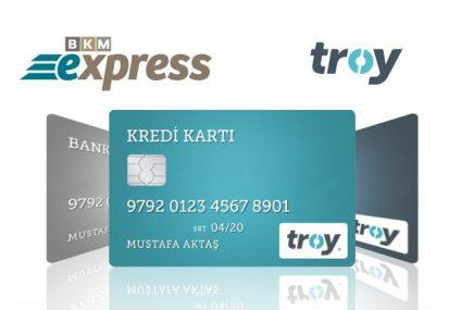 BKM Express'te mobilin payı yüzde 50'yi geçti, TROY 2017'de tüm bankalara yayılacak