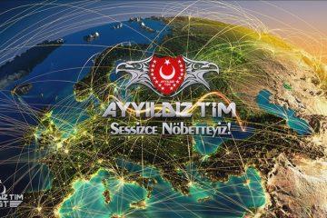 Ayyıldız Tim: PKK destekçisi siteleri hackledi