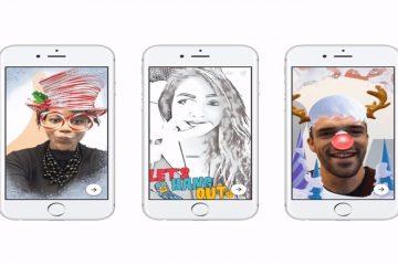 Facebook Messenger'a Snapchat özellikleri eklendi!