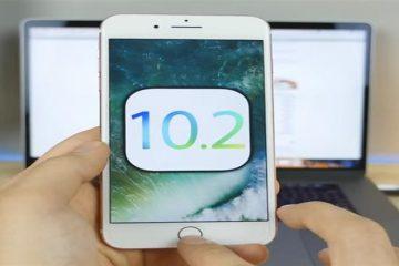 Apple kullanıcıları İçin İOS 10.2 yayınlandı.