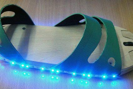 Rus Öğrenciden On Numara İcat: Elini Kullanamayanlar İçin Mouse Sandalet!