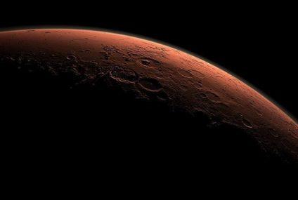 NASA Curiosity keşif aracı İle Mars'ta bor minerali buldu