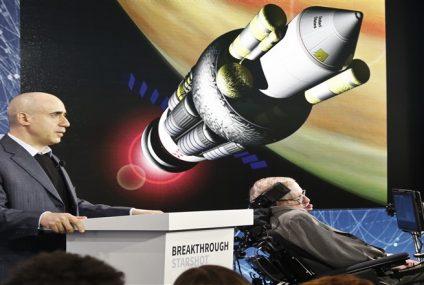 NASA, Işık Hızının %20 Hızına Çıkabilen Nano Uzay Gemisi Üretecek!