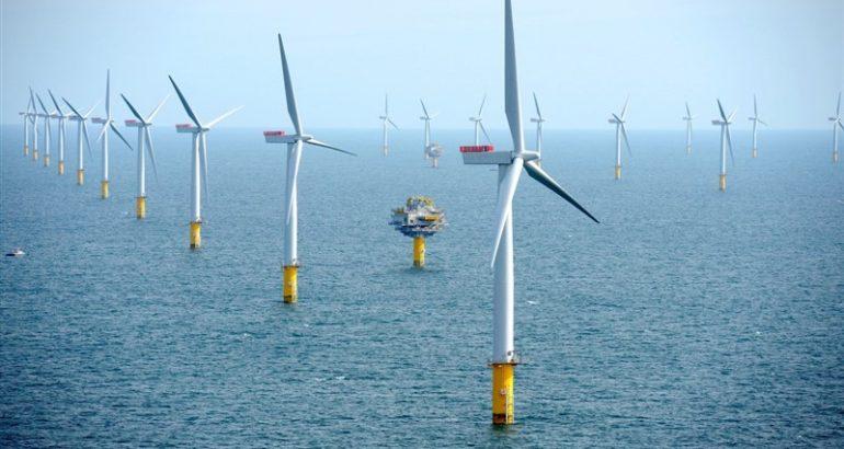 Özgürlük Anıtı'nın İki katı uzunluğunda, ABD'nin deniz aşırı İlk rüzgar çiftliği
