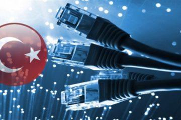 Türkiye'de 87 bin kişi internetsiz kaldı!