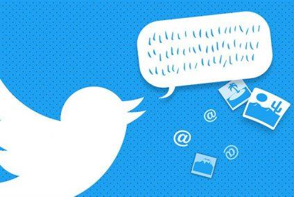 Twitter 'Yanlışlıkla' @ Simgesini Kaldırdı!