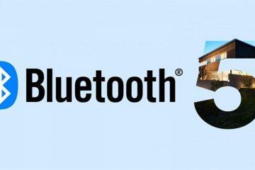 Yeni Bluetooth 5 Resmi Olarak Hazır!