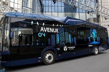 Türkiye'nin İlk Yerli Elektrikli Otobüsü Avenue EV ile Tanışın!