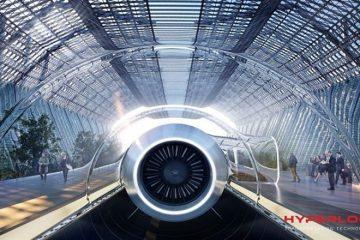 Saatte 1250 KM Hızla Hareket Eden Süper Hızlı Trenler İçin Altyapı Hazır!