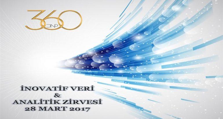 İnovatif Veri & Analitik Zirvesi 28 Mart'ta Düzenleniyor!