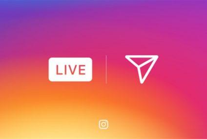 Instagram, canlı yayın özelliğini tüm dünyada kullanıma açtı