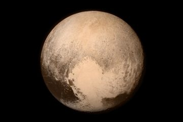 NASA'dan Plüton'a İniş Videosu!