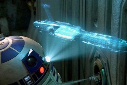 Star Wars'taki teknoloji gerçek oluyor