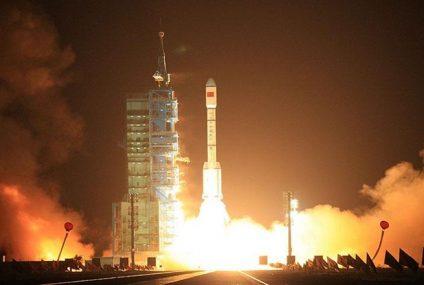 Çin'in ilk uzay kargo gemisi: Tiencou-1