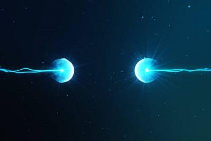 Bilim İnsanları Aynı Anda Hem Madde, Hem de Antimadde Olan 'Melek Parçacık'ı Keşfettiler!