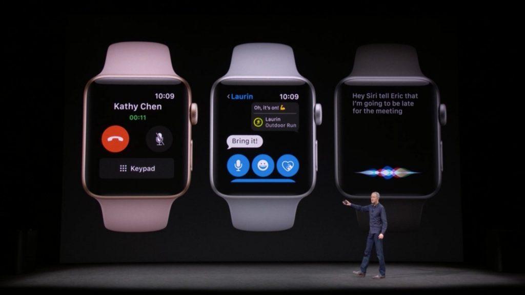 Apple Watch 3 özellikleri ve fiyatı açıklandı!