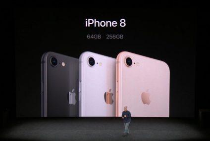 İPhone 8 özellikleri ve fiyatı açıklandı!