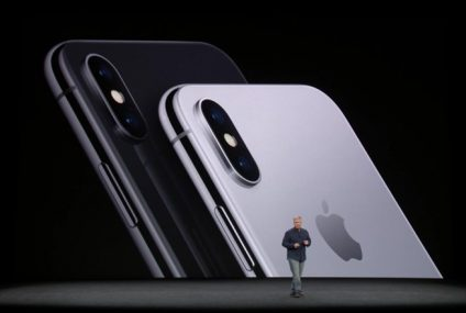 İPhone X: Apple'ın 1.000 dolarlık akıllı telefonu tanıtıldı!
