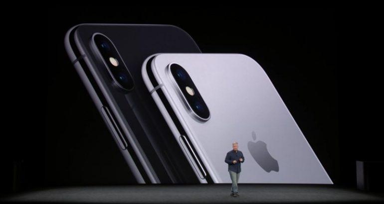 iPhone X: Apple'ın 1.000 dolarlık akıllı telefonu tanıtıldı!
