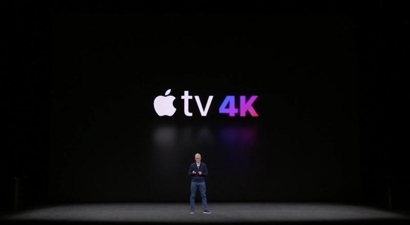 İşte Yeni 4K ve HDR desteği olan 4. nesil Apple TV!