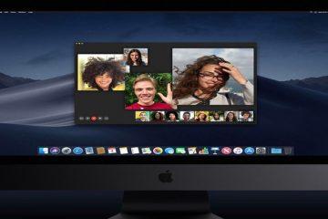 Güncellenen macOS 10.14 Mojave artık Grup FaceTime'ı destekliyor