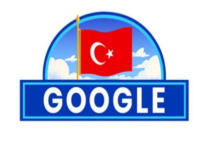 Google, 29 Ekim Cumhuriyet Bayramı'nı Türkiye'ye Özel Doodle İle Kutluyor