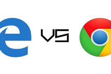 Google Chrome'un Pazar Payı, Microsoft Edge'i Tam 15'e Katladı