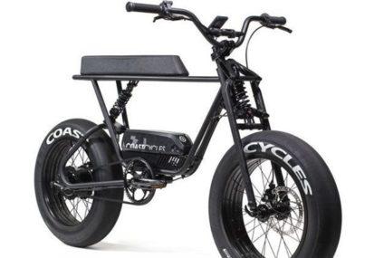 Çift Süspansiyonu İle Yollarda Akıp Gidecek Retro Elektrikli Bisiklet: Buzzraw X