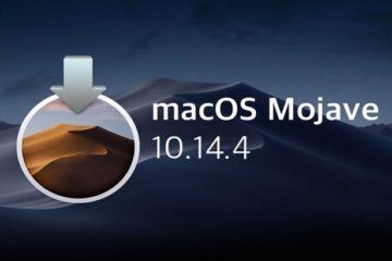 Apple, MacOS Mojave 10.14.4 Güncellemesini Yayınladı