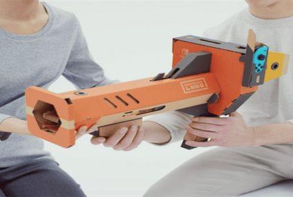 Nintendo Labo: VR kiti 12 Nisan tarihinde satışa çıkıyor