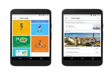 Google, kendi seyahat uygulaması Trips'i kapatıyor