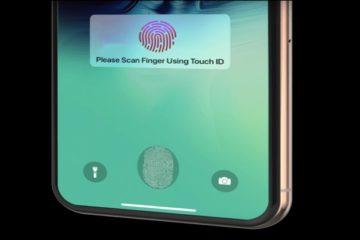 Apple 2021 yılında ekran İçine gömülü parmak İzi sensörü teknolojisini kullanacak