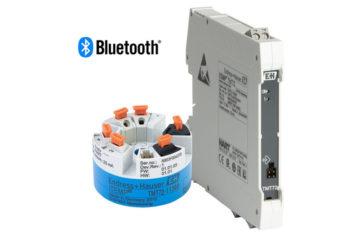 Bluetooth Destekli Sıcaklık Transmitteri: TMT72