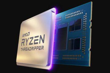 AMD, 3. Nesil Threadripper İşlemcilerini Tanıttı