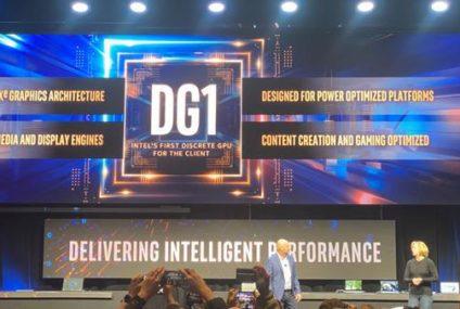 Karşınızda Intel'in grafik birimi